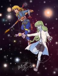 Space Pirates Redux