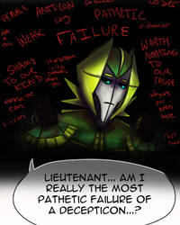 Failure by Creativegreenbeans