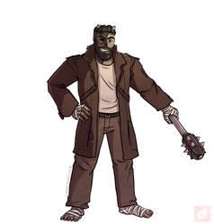 Our own Frankenstein by Creativegreenbeans