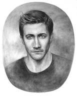 Jake Gyllenhaal by Moolver-sin