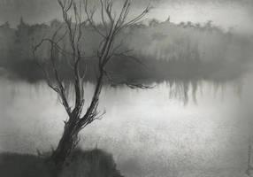 Landscape by Moolver-sin