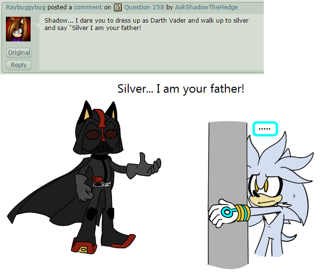 Question 260 by AskShadowTheHedge on DeviantArt