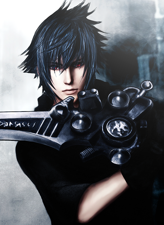 Noctis FF13.V ID by AceGraph