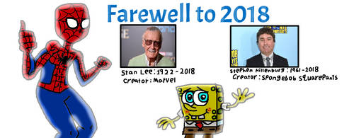 Farwell to 2018 by conyeje8050