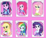 EQG characters