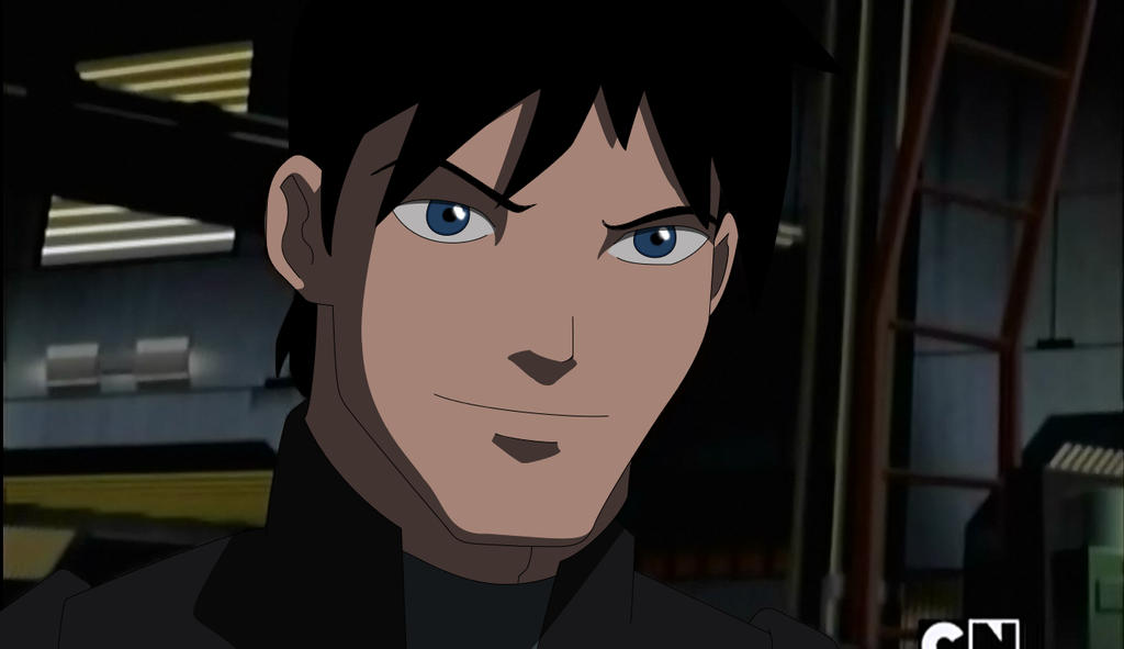 Young Justice Season 3 Nightwing Nightwing  unmasked  - That s