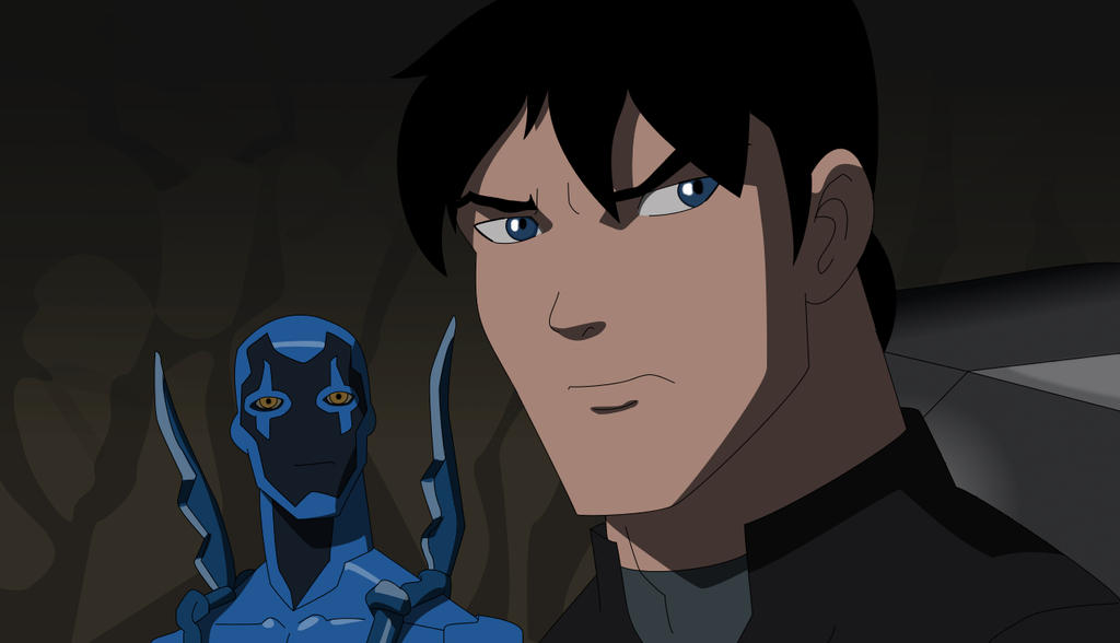 Young Justice Season 3 Nightwing Nightwing Unmasked - Darkest