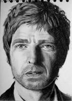 Big Brother - Noel Gallagher by EldalinSkywalker
