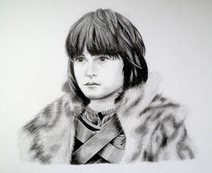 Little Bran Stark - Game of Thrones