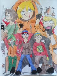 La Resistance Lives On by butters-margarine