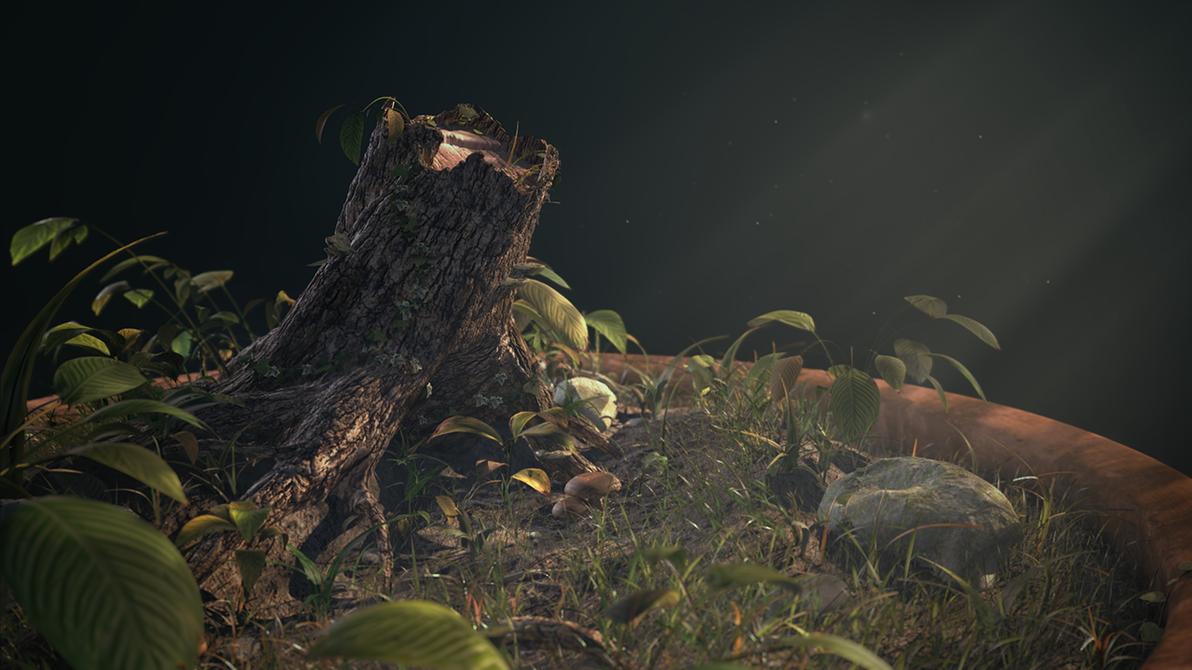 The Stump by RLVFX