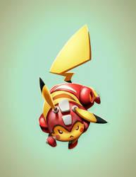 Pikachu/ Rush