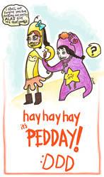 hayhayhayPEDDAY by weja