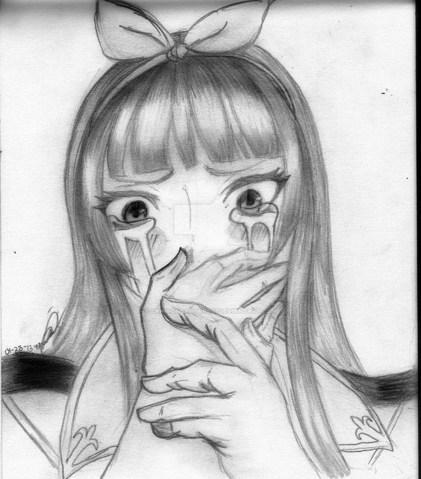 Kagura Mikazuki by CrimsonSapphire07