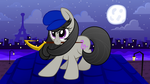 Octavia as Sly Cooper