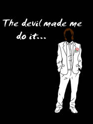 Samifer - The Devil Made Me Do It by TheBeautifulSniper