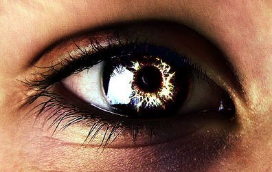 Mystic Eye by ColorinSilence