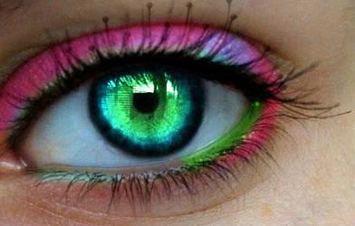 Fairy Eye by ColorinSilence