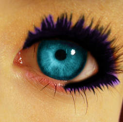 Smoky Lashes by ColorinSilence