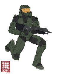 Master Chief - WIP