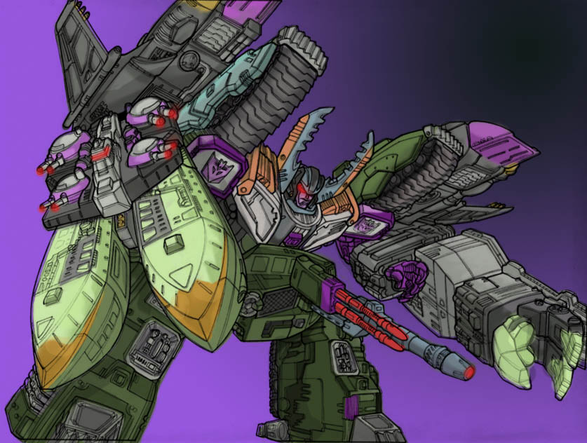 Transformers Prime Megatron Turns Good Fanfiction