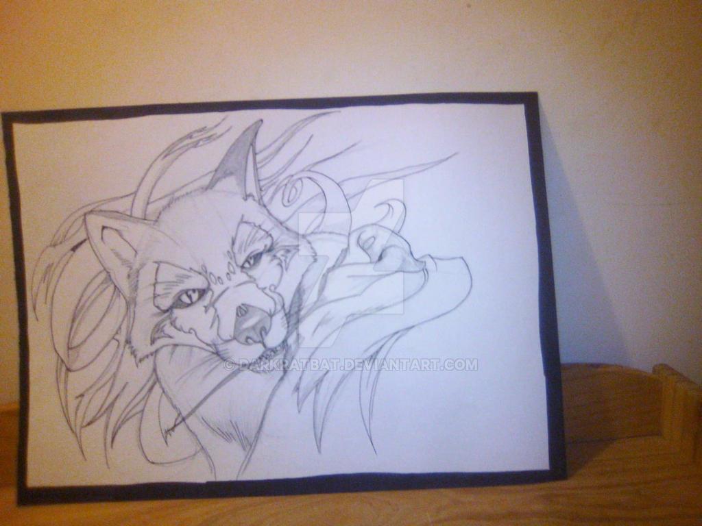 the sugar Fox by Darkratbat