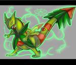 Mega Sceptile +Dragon Pride+