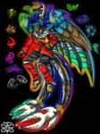 Sapphirus +Goddess of Dragons and Elements 2015+