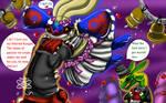 Wedding of Kyogre and Groudon +Pokemon+
