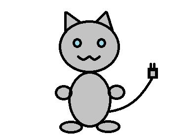 Appliance tail adopt: *open* by Uchiki-Hikki