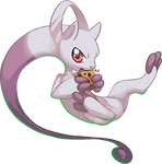 Mewtwo new form