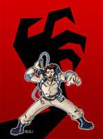 Real Ghostbusters Venkman