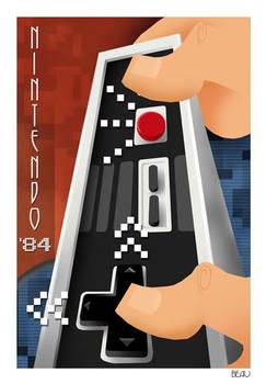 Nintendo Art Deco