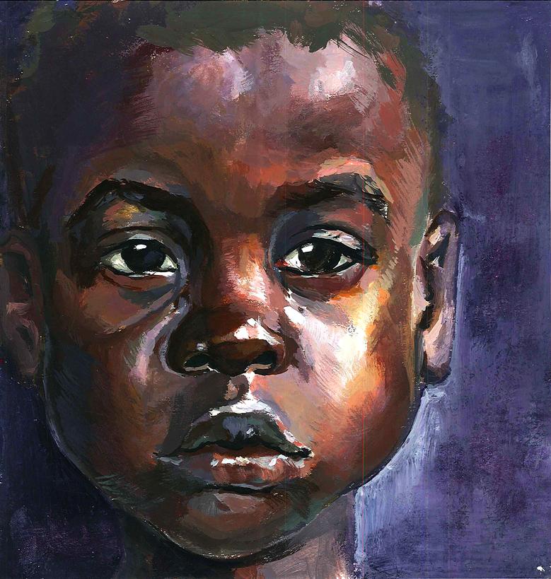 African child by SamanthaLi on DeviantArt