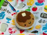 .:Hot Cake Phone Charm:. by Angeru-chan
