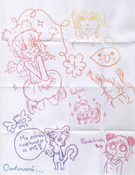 .:Doodles:. by Angeru-chan