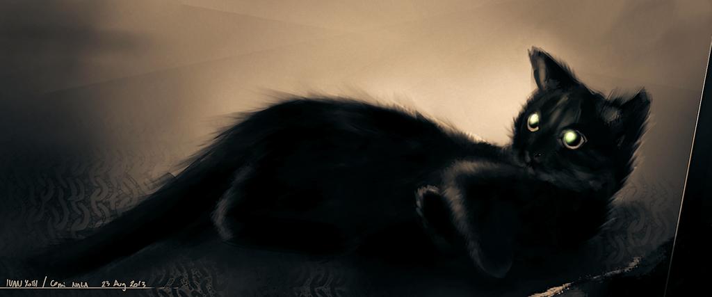 black cat comi4 by ghevan