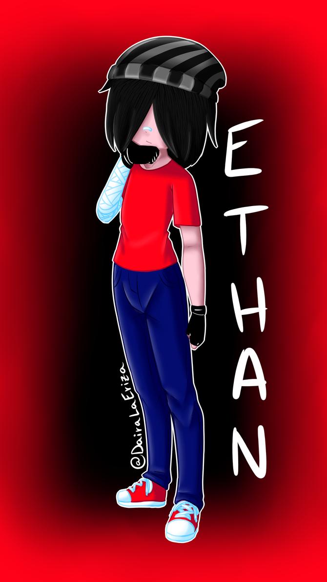 Ethan para Yuki by daira-chan