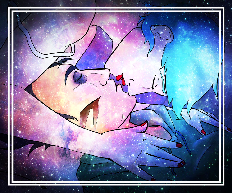 I Gave My Heart Back to the Galaxies by FauxH0und