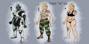 Elizabeth 'Izzy' Sloan Reff