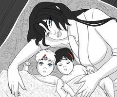 Yuka And Her Twins