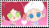 Fedabby stamp