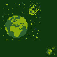 EarthBound comet by Kyatric