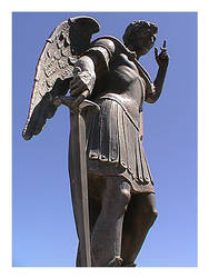 St. Michael the Archangel by microfilm
