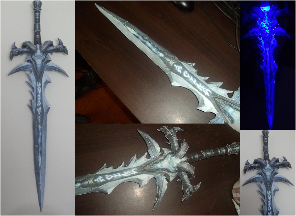 Frostmourne by Auzins