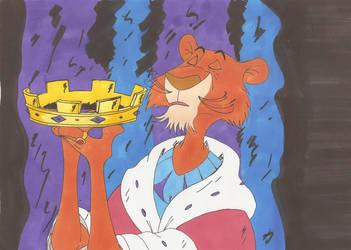 Prince john by silverben