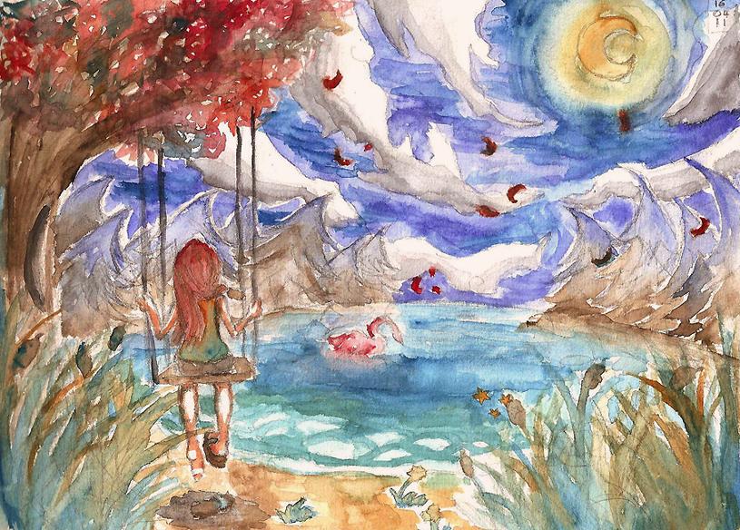 Looking for Alaska by merrinou