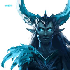 Ice Queen Noella