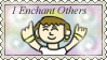 I Enchant Others Stamp by MyMelodyOfTheHeart