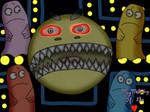 Evil Pac Man